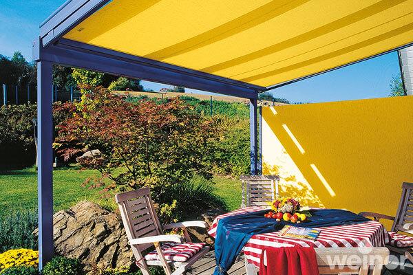 markisen f r balkon und terrasse oder als blendschutz lutz. Black Bedroom Furniture Sets. Home Design Ideas