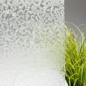 Ornamentglas Eisblume