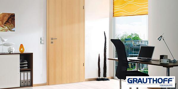 Moderne innentüren weiß  Zimmertüren für jeden Wohnstil gibt's bei LUTZ in Leverkusen. - LUTZ